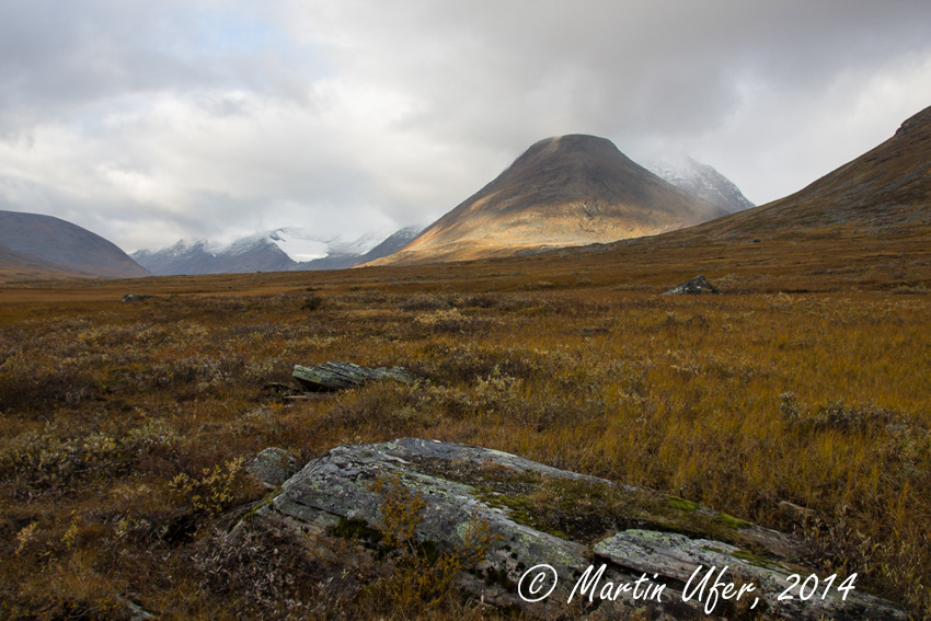 Skárjá, Sarek Nationalpark